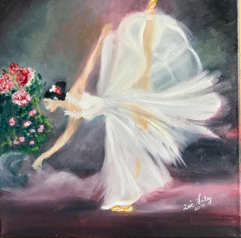 Zoé Valy - La danseuse étoile.jpeg