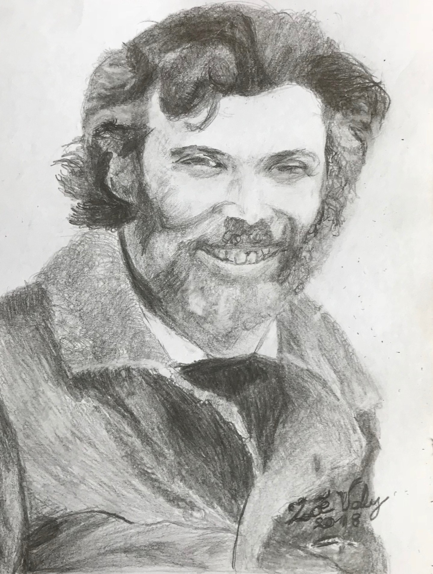 Zoé Valy - Georges Moustaki