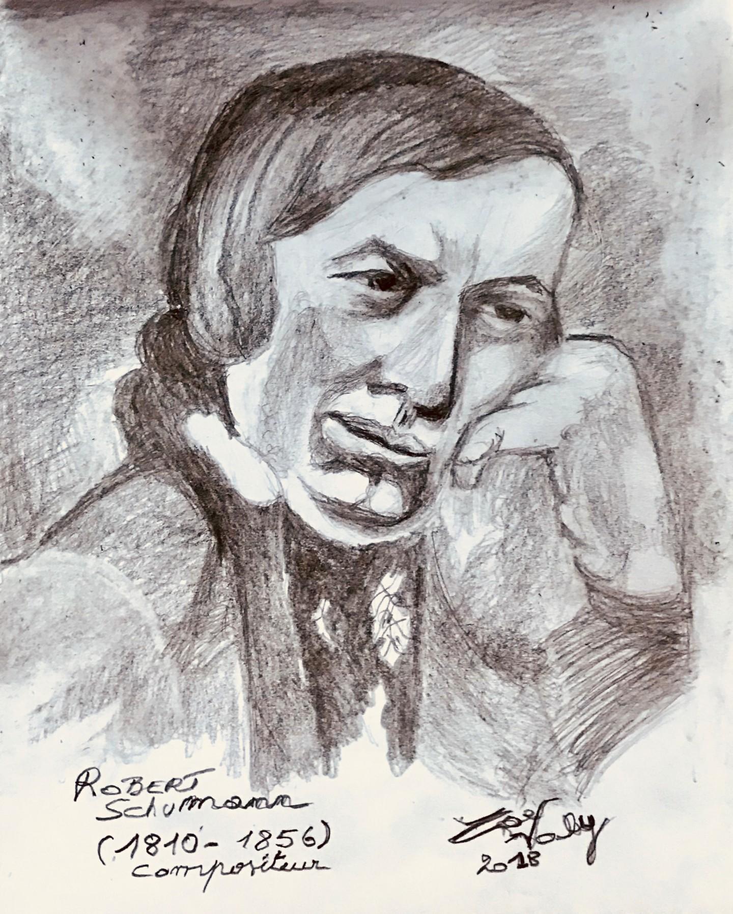 Zoé Valy - Robert Schumann