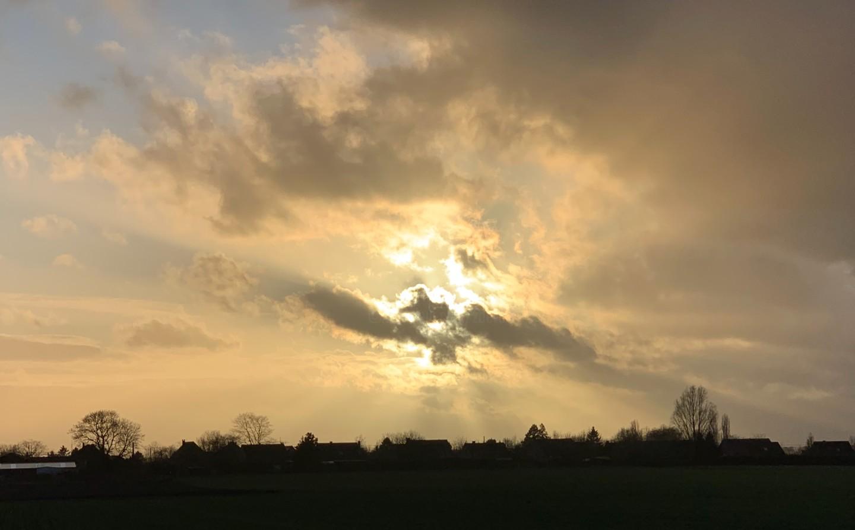 Zoé Valy - Coucher de soleil 3