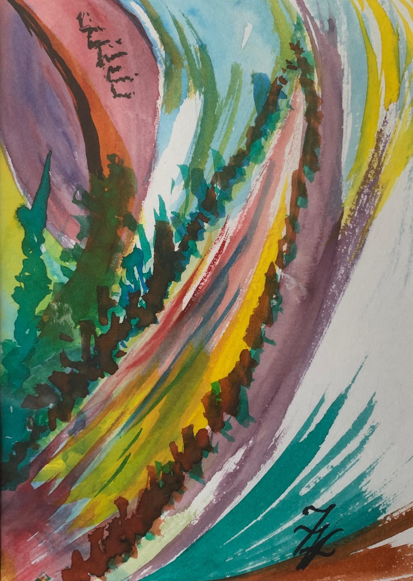 Zoé Valy - Rêve coloré -