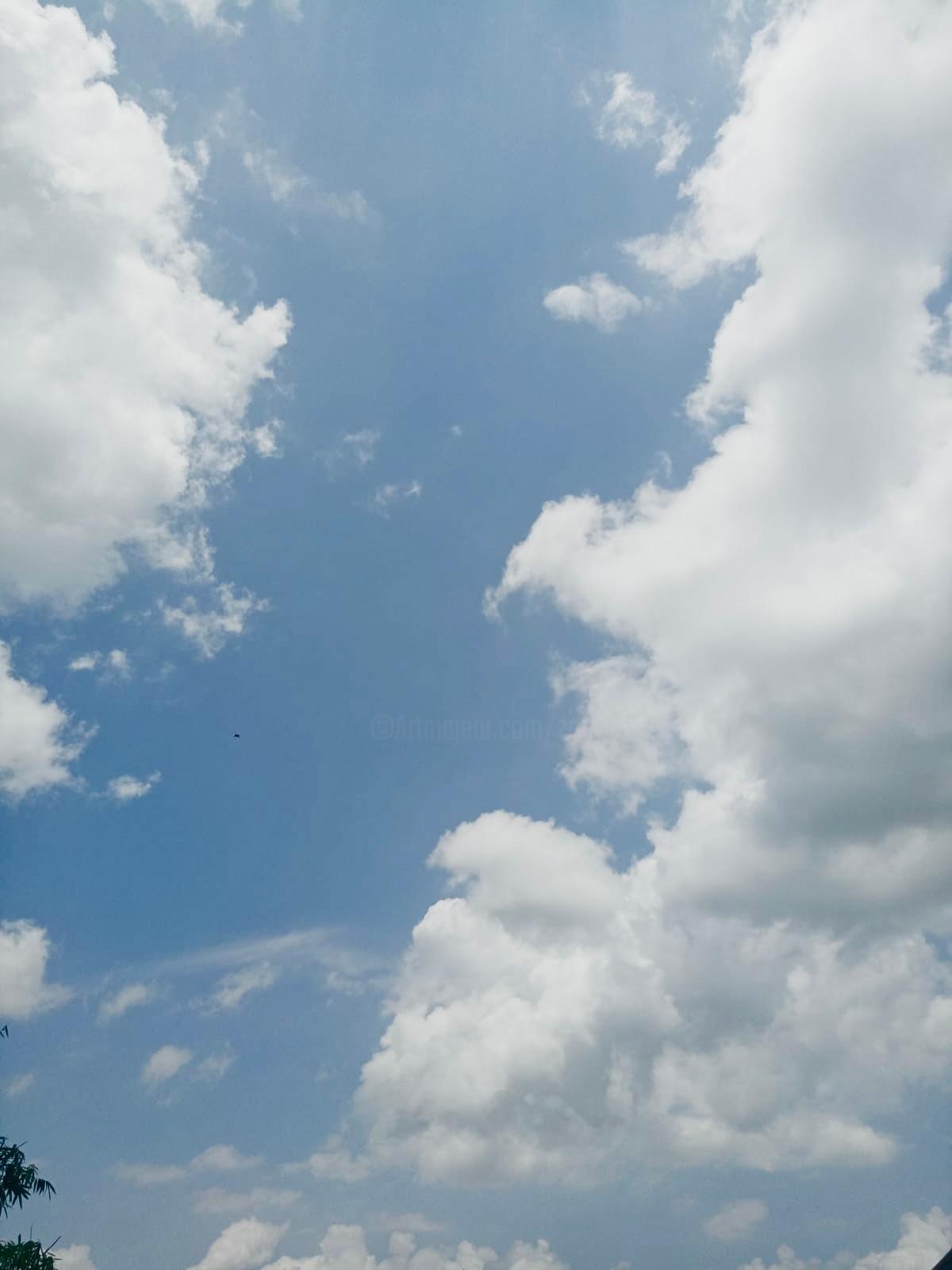 Zoé Valy - Nous partageons le même ciel