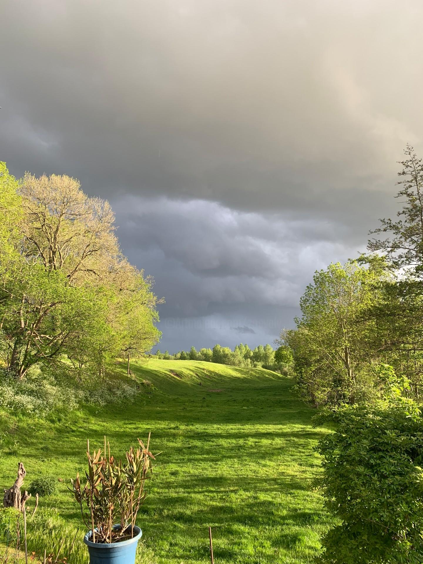 Zoé Valy - Quand le ciel gronde