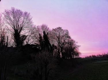 Ciel de janvier
