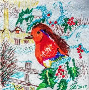 L'esprit de Noël- L'oiseau