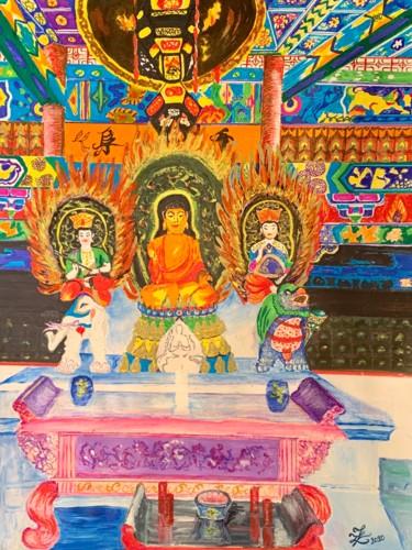 Temple Bouddhiste Pairi Daïza