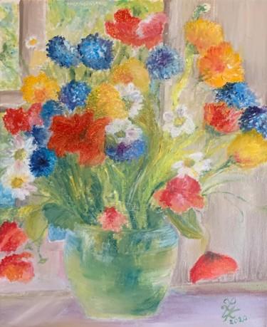 Peinture, huile, figuratif, œuvre d'art par Zoé Valy