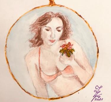 La Femme Medaillon