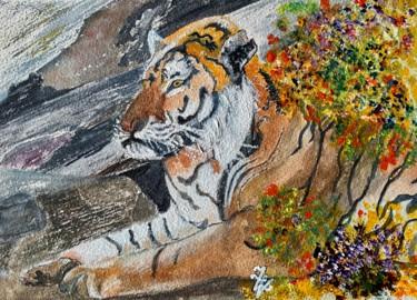 Le Tigre de Sibérie (Pairi Daiza)